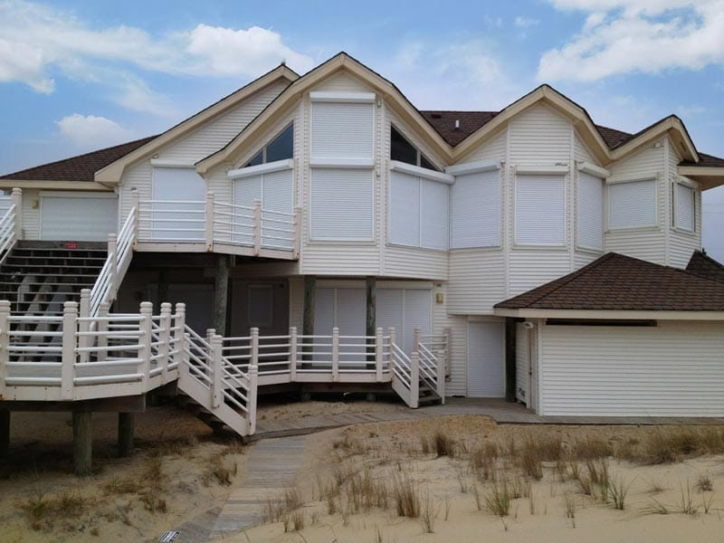 Roll Storm Shutters Outer Banks