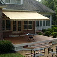 Home Retractable Awning