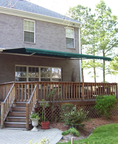 Retractable Awnings Fredericksburg area